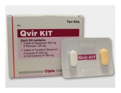 抗HIV薬